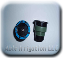 Lawn sprinkler nozzle repair, replacement & installation.
